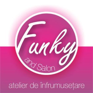 logo Funky and Salon