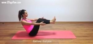 yoga, asane, abdomen , tonifiere abdomen, exercitii pentru abdomen