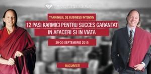 slefuitorul de diamante, Ghese Michael Roach, evenimente de top, succes in afaceri, karma, managementul karmic