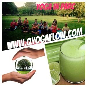 , in parc,  hatha yoga, miscare, asane, meditatie, respiratie, cursuri hatha yoga, yoga bucuresti
