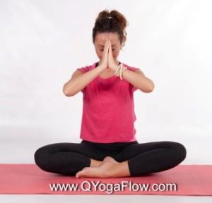 meditatie QYogaFlow, yoga, hatha yoha, meditatie, yoga acasa, curs de yoga pentru acasa