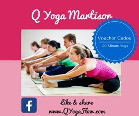 Q Yoga Martisor