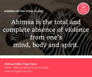 AHIMSA HATHA YOGA CLASS , yoga, yoga romania, yoga bucuresti, cursuri yoga, ce este yoga,