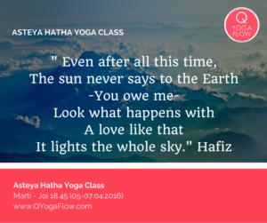 Asteya class AHIMSA HATHA YOGA CLASS , yoga, yoga romania, yoga bucuresti, cursuri yoga, ce este yoga,