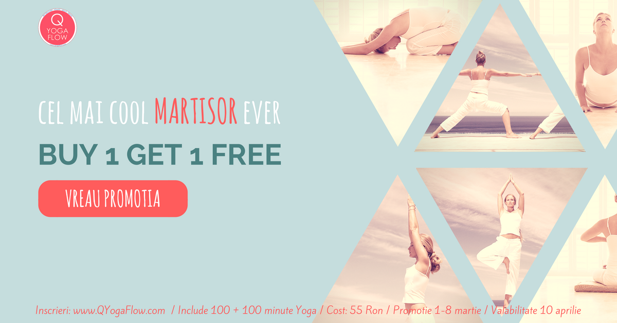 BUY 1 Yoga Class – GET 1 FREE