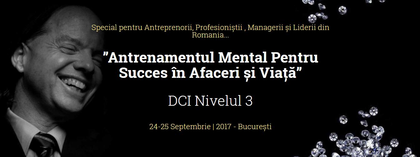 Antrenament Mental Pentru Succes în Afaceri și Viață – Geshe Michael Roach