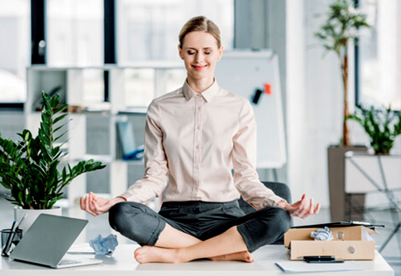 Business / Corporate Yoga