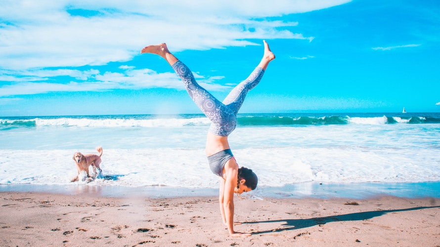 Yoga pentru oameni moderni