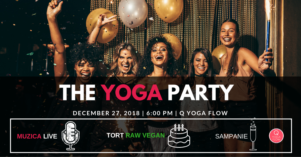 The Yoga Party