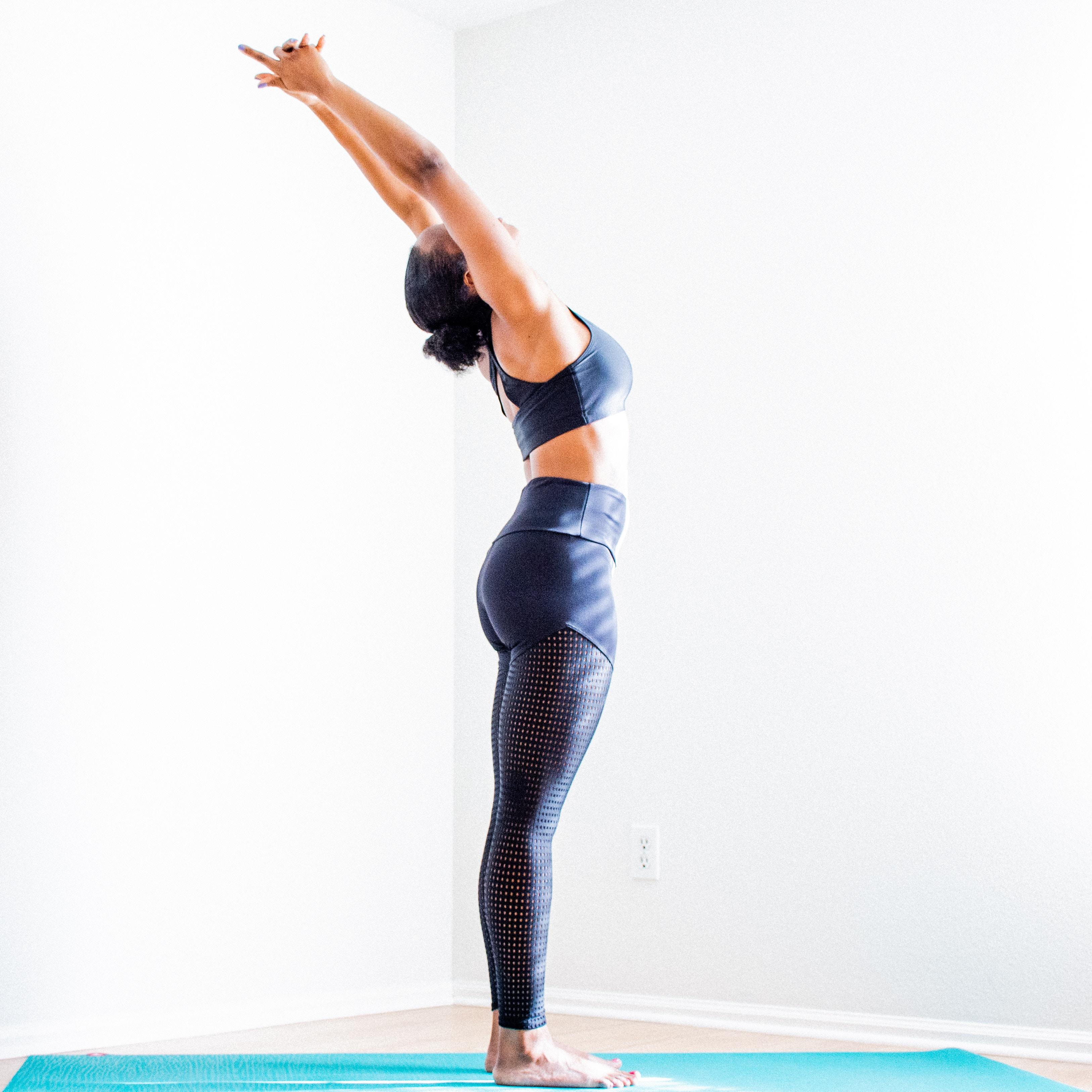 Posturi yoga pentru fiecare parte a corpului