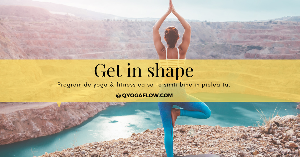 Curs Yoga si Fitness